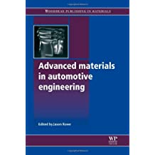 Advanced Materials in Automotive Engineering (Woodhead Publishing in Materials)