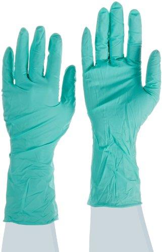 ansell-neotouch-25-201-gants-en-neoprene-procede-agroalimentaire-vert-taille-75-8-boite-de-100-gants
