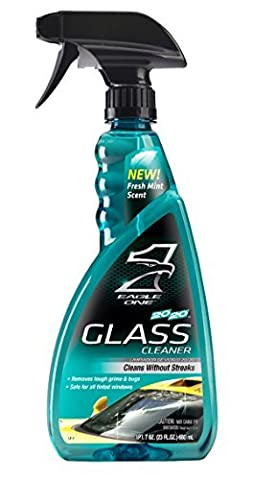 Eagle One 836607 Glass Cleaner, 23 fl. oz. (20/20) by Eagle One