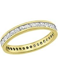 Aglaia 0.50ct 18 kt Gelbgold Diamant