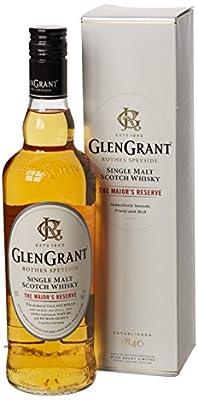 Glen Grant The Majors Reserve Single Malt Scotch Whisky, 70 cl