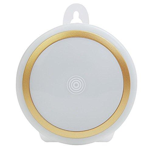 LongYu Veilleuse Tactile LED Chambre lumières Simples et créatives lumières de Cabinet télécommande Peut être chronométré lumière de Nuit Douce économie d'énergie