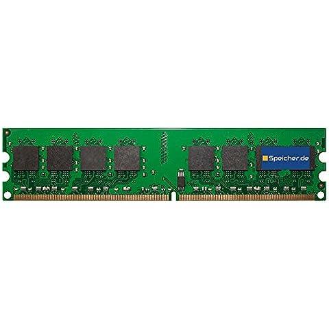 1GB módulo para Asus M2V-MX DDR2 UDIMM 800MHz