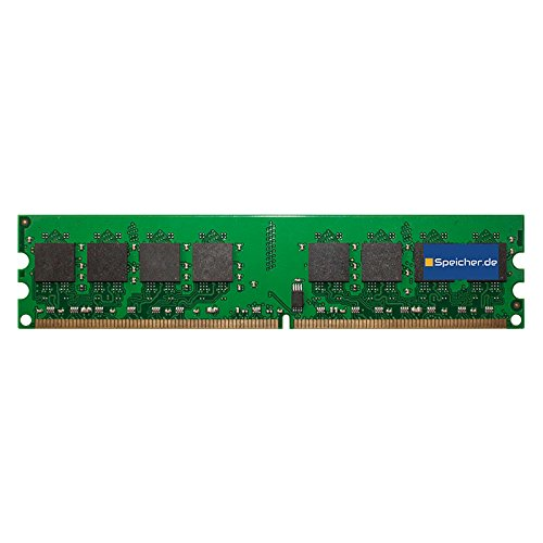 1GB RAM Speicher für Dell Dimension E521 DDR2 UDIMM