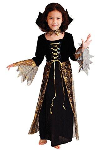 Lukis Halloweenkostüm Spinne Prinzessin Kostüm Festliches Kleid L Höhe (Kostüme Festliche)