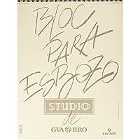 Guarro Canson 822639 - Bloc A3, 100 hojas, 90 gr