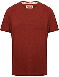 Tokyo Laundry Men's Grotto Space Dye T-Shirt with Pocket Size S- XL