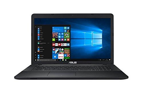 "ASUS K751SA-TY174T - Portátil de 17.3"" HD (Intel Celeron N3060, 4 GB RAM, 1000 GB HDD, Intel HD Graphics 400, Windows 10) Negro - Teclado QWERTY Español"