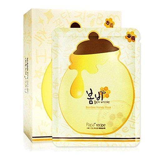 Preisvergleich Produktbild Papa Recipe Bombee Honig Masken Hautpflege Gesicht Feuchtigkeits Anti-Aging