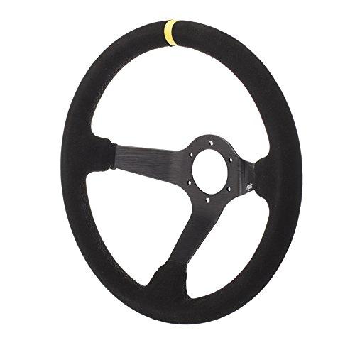 Nero Simoni Racing X2330PUN//P Volante Sportivo X2 Poly Pelle Universale