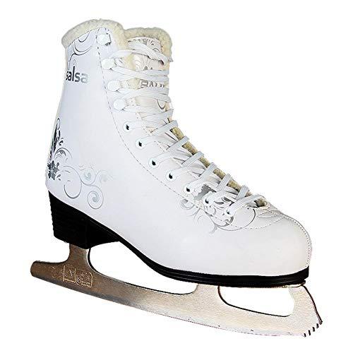 Blue-Yan Erwachsene Eiskunstlaufschuhe Schlittschuhe Eiskunstlaufschuhe Speed Skating, a, 36