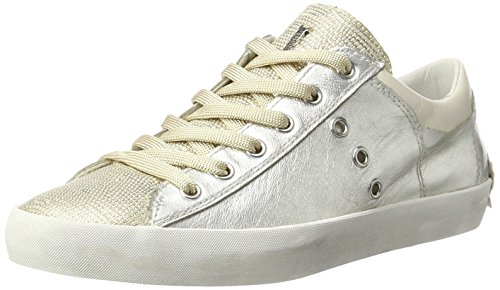 CRIME London Underground Lo, Sneakers Basses Femme Or (Platin)
