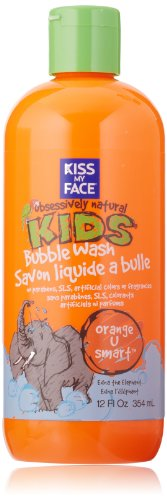 kiss-my-face-natural-kids-orange-u-smart-bubble-wash-bubble-bath-and-body-wash-12-ounce-bottle-by-ki