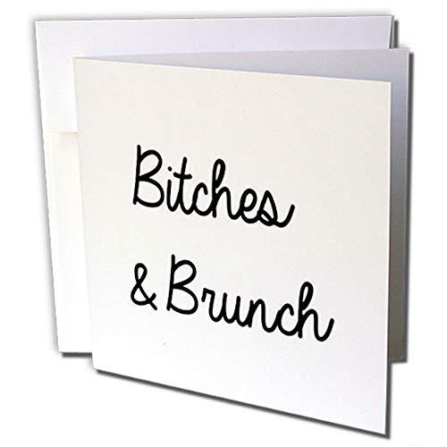 3drose 12strapazierfähiges Karton Papier (GC 232886_ 2) (Hochzeit Brunch Einladungen)