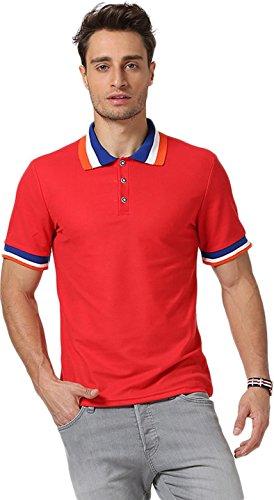 Sportides -  Polo  - Uomo Red
