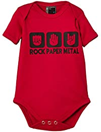Touchlines Baby  Body Stein Papier Rock  Heavy Metal