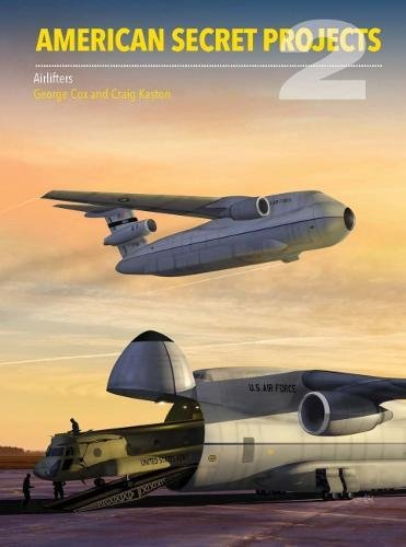 Price comparison product image American Secret Projects Vol 2: Airlifters
