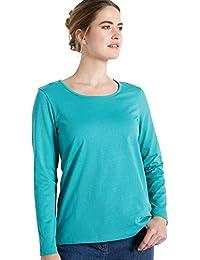 c2b753b0286fe Balsamik - Lot de 2 shirts pur coton, manches longues - femme