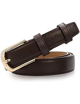 Pasador De Correa Simple/Salvaje Cinturón Casual/Correas De La Manera Del-A 110cm(43inch)