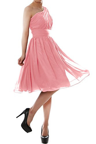 MACloth - Robe - Trapèze - Sans Manche - Femme Rose - Zartrosa