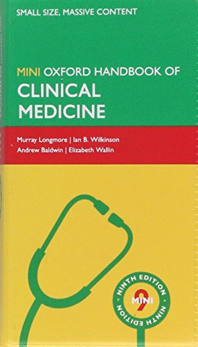 Oxford Handbook of Clinical Medicine - Mini Edition (Oxford Handbooks)