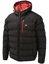 Lee Cooper Workwear Padded Jacket, LCJKT433 schwarz XL