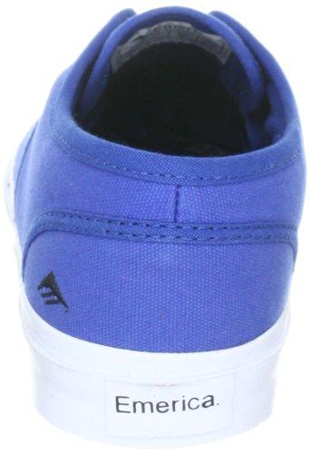 Emerica ROMERO 2 6102000051, Scarpe da skateboard unisex adulto Blau (blue)