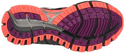Brooks Ladies Adrenaline Asr 14 Scarpe Da Ginnastica Multicolore (blackebonypickledbeet 1b046)