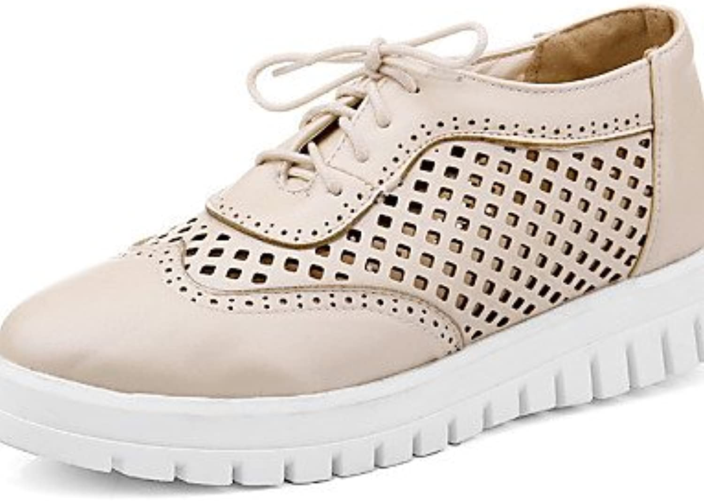 njx/Hug Damen Schuhe Keilabsatz Keile/Fashion Stiefel/Schuhe Fashion Sneakers Outdoor schwarz/rot/mandel