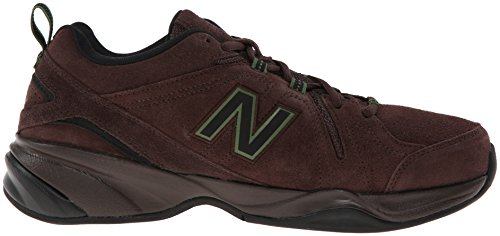 New Balance Men's MX608V4 Training Shoe,Black,10 D US Brown