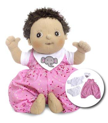 Rubens Baby Tan Girl Molly
