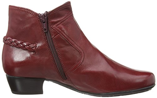 Gabor Shoes 96.644.17 Damen Kurzschaft Stiefel Rot