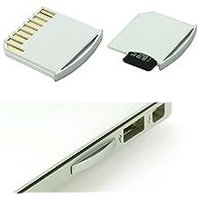 Micro SD Mini Drive Case para Macbook Air y MacBook Pro para ampliación de memoria