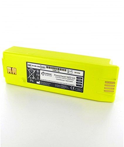 Cardiac Science - Batterie Lithium 9146 POWERHEART AED G3 Cardiac Science - 9146-302
