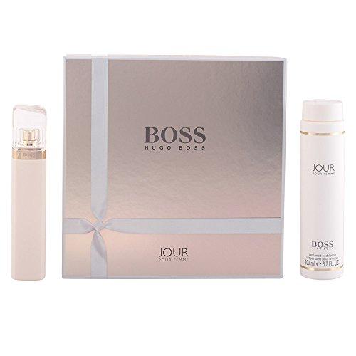 Hugo Boss Jour Geschenkset 75ml Eau de Parfum Spray + 200ml Body Lotion -