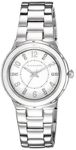 Giordano 2714-11 Analog White Dial Women's Watch image