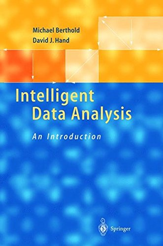 INTELLIGENT DATA ANALYSIS. : An introduction par Michael Berthold