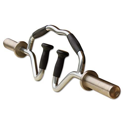Ironsports Original Tri-Trap Bar - Trizeps-Stange - bis 180 kg mit Aufnahme 50 mm