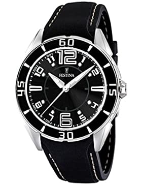 Festina Damen-Armbanduhr Trend Colour Analog Quarz Plastik F16492/6