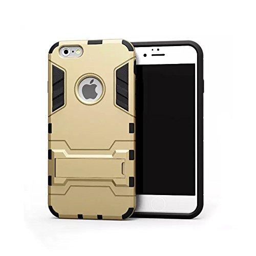 iPhone 6Plus Coque, étui en TPU de haute qualité pour iphpne 14cm doré