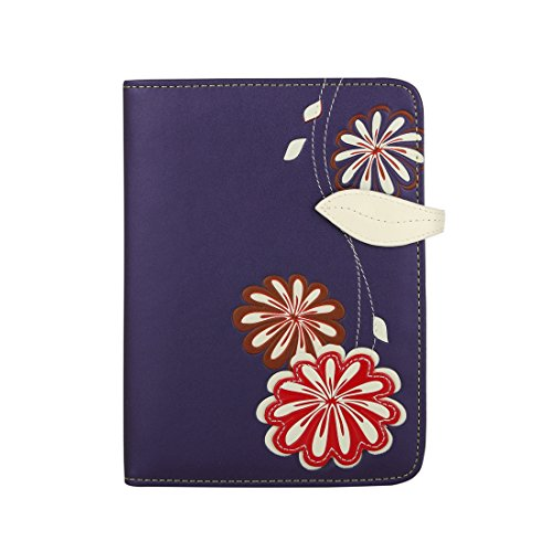 MENKAI NoteBook Pu Materiale design 645N (Sintetico Cassa Del Cuoio)
