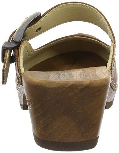 Woody Katharina 8418, Chaussures femme Marron_001