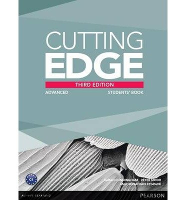 [(Cutting Edge Advanced)] [ By (author) Sarah Cunningham, By (author) Araminta Crace, By (author) Jonathan Bygrave, By (author) Peter Moor ] [April, 2014]