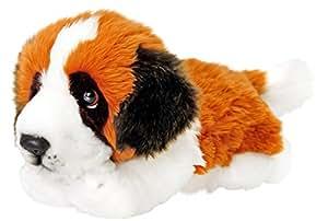 St Bernard Dog Soft Toy 35cm