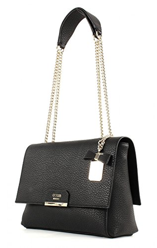 Guess Damen Hwpb6683190 Shopper, 13 x 23.5 x 31 cm Schwarz (Nero)