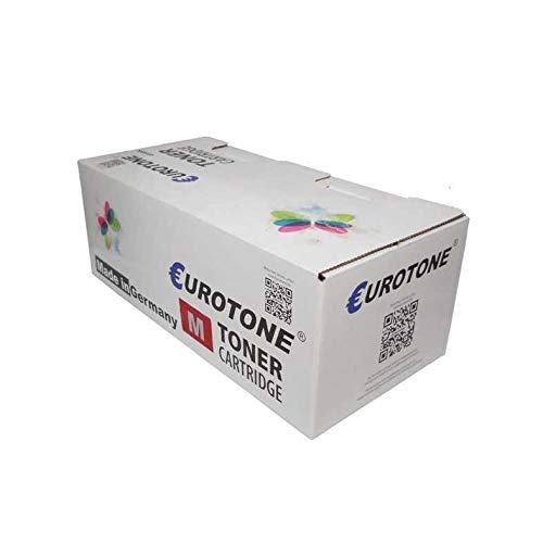 Preisvergleich Produktbild 1x Eurotone Toner für Brother HL-L 9310 Wie TN-910M TN910M TN910 TN-910 Magenta