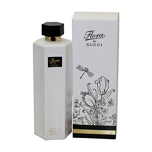 Gucci Flora by Gucci femme/woman, Bodylotion 200 ml, 1er Pack (1 x 200 ml)