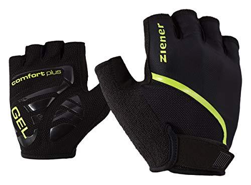 Ziener Herren CELAL bike glove Fahrrad-/Mountainbike-/Radsport-Handschuhe | Kurzfinger - atmungsaktiv/dämpfend -