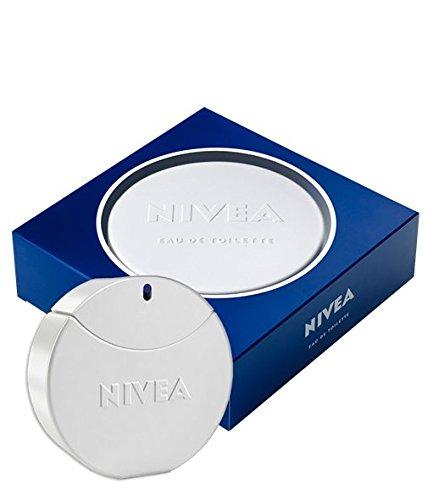 NIVEA Duft EdT in Geschenkverpackung - typischer Duft der zarten, weißen, reinen NIVEA Creme