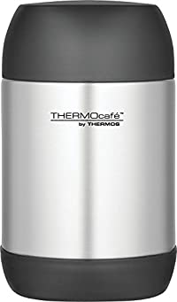 Thermos Stainless Steel Food Flask, 500 ml - Silver